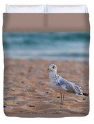 Beach Patrol Duvet Cover