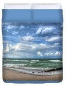 Beach Prerow Duvet Cover