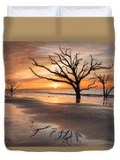Awakening - Beach Sunrise Duvet Cover