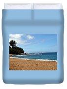 Beachfront Duvet Cover