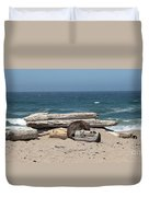 Beachy Duvet Cover