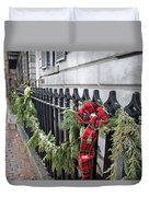 Beacon Hill Fencing Duvet Cover