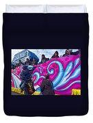 Beads Please Duvet Cover by Steve Harrington