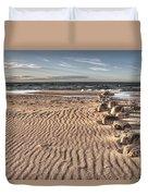 Bealtic Beach Duvet Cover