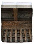 Beams Duvet Cover