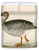 Bean Goose Duvet Cover