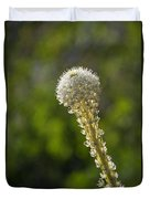 Bear Grass Glow Duvet Cover