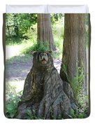 Bear In A Tree Duvet Cover