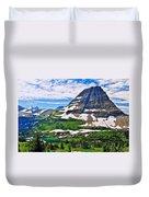Bearhat Mountain Duvet Cover