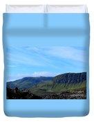 Bearreraig Bay In Scotland Duvet Cover