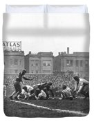 Bears Are 1933 Nfl Champions Duvet Cover