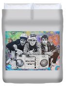 Beastie Boys Duvet Cover
