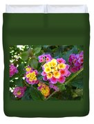 Beaucoup Of Blooms Duvet Cover