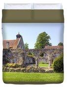 Beaulieu Abbey Duvet Cover
