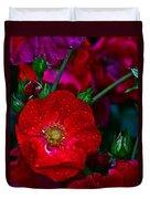 Beautiful Bouquet Duvet Cover