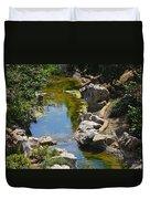 Beautiful Brook Duvet Cover