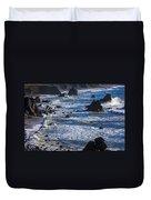 Beautiful California Coast Duvet Cover