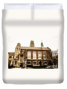 Beautiful Chicago Structures 3 Duvet Cover