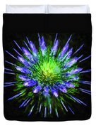 Beautiful Colorful Holiday Fireworks 1 Duvet Cover