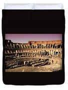 Beautiful Colosseum Rome Duvet Cover