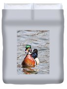 Beautiful Duck Duvet Cover