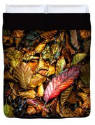 Beautiful Fall Color Duvet Cover