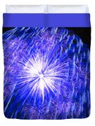 Beautiful Fireworks 11 Duvet Cover