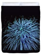 Beautiful Fireworks 13 Duvet Cover