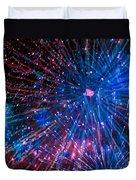 Beautiful Fireworks  2 Duvet Cover