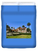 Beautiful Flagler College Duvet Cover