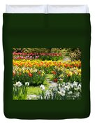 Beautiful Garden Duvet Cover