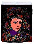 Beautiful Gypsy Duvet Cover