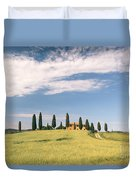 Beautiful House In Val D'orcia - Tuscany - Italy Duvet Cover