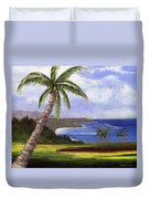 Beautiful Kauai Duvet Cover