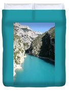Beautiful Lac De Ste. Croix Duvet Cover