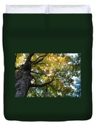 Beautiful Leaf Blanket Duvet Cover