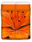 Beautiful Lily Duvet Cover