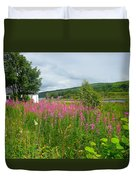 Beautiful Lochaline Landscape Duvet Cover