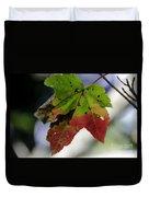 Beautiful Maple Leaf Duvet Cover
