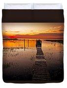 Beautiful Morning Duvet Cover