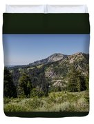 Beautiful Mountains Duvet Cover