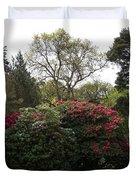 Beautiful Muckross Gardens In Spring Duvet Cover