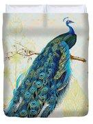 Beautiful Peacock-a Duvet Cover