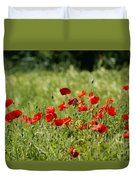 Beautiful Poppies 1 Duvet Cover