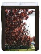 Beautiful Japanese Maple Duvet Cover