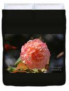 Beautiful Rose Blossom Duvet Cover