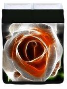 Beautiful Rose Duvet Cover