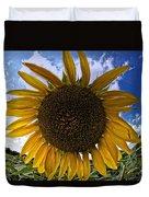 Beautiful Sunflower Duvet Cover