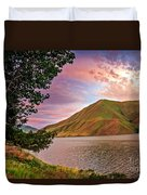 Beautiful Sunrise Duvet Cover by Robert Bales