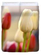 Beautiful Tulips Duvet Cover